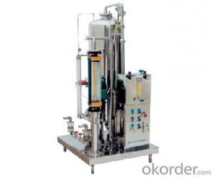 QHS series carbonated drink mixer QHS-3500