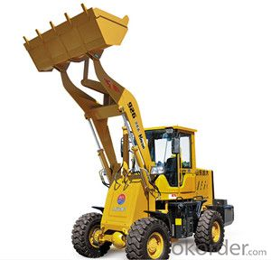 Loader ZL15 Payloader With High Quality Shovel Loader