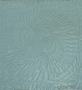 PVC Laminated Gypsum Ceiling Tiles in China