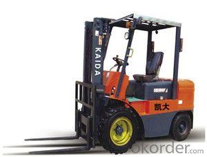 Agriculture Forklift 1Ton Fork lift Shandong