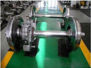 High quality Wheels & Axles  > heavy equipment wheel manufacturer