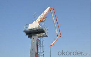 Hydraulic Concrete Placing Boom Model:PB32A4R