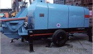 Concrete Machinery-Concrete Pump (Model:SP80.16.181D)