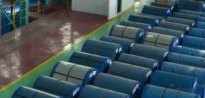 BEATIFUL COLOR COATED ZINC STEELCOIL SHEET