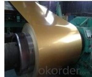 BEATIFUL COLOR COATED ZINC STEELCOIL SHEET