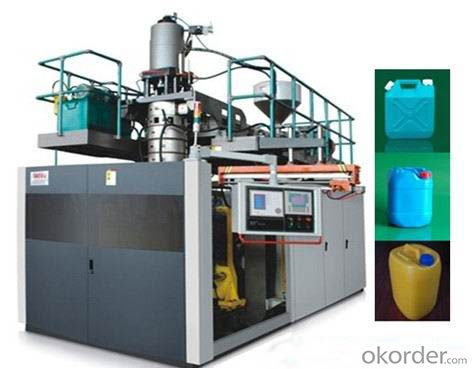25-160L Hollow blowing machine for PE&PP CY100
