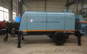 Concrete Machinery-Concrete Pump (Model:SP80.16.110E)