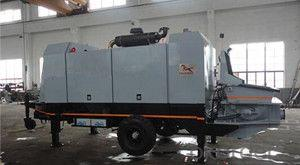 Concrete Machinery- Concrete Pump (Model:SP105.21.286D))