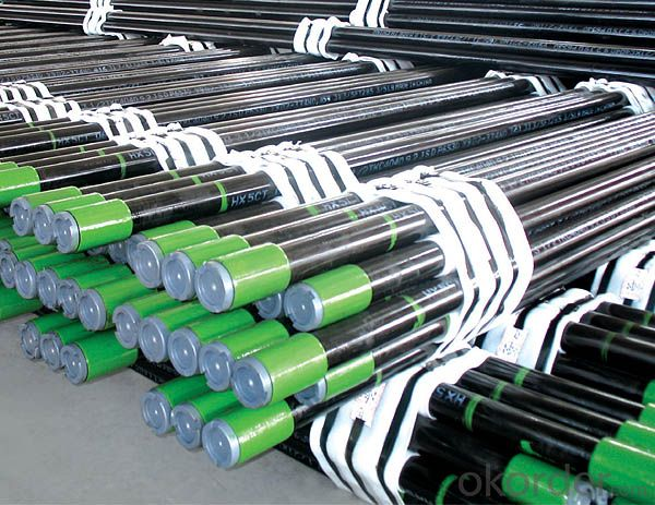 Steel Pipe & API 5L Seamless Steel Pipe API 5CT, API 5L, API 5DP