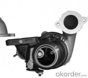 Turbocharger Electric  TD02 Electric Turbocharger 49373-02003 9673283680 0375Q9 Turbo Charger
