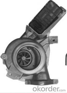 Turbocharger Electric  GT1852V Turbo 727461-5007S Electric Turbocharger for Mercedes 220 CDI