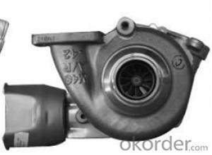 Turbocharger Electric  Turbocharger GT1544V 762328 Electric Turbo for Citroen Peugeot 1.6 HDI