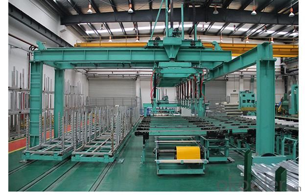 Aluminum Auto Stacker with High Quality