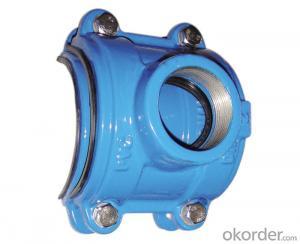 DI Pipe Fitting ISO2531/EN545/EN598,for water project
