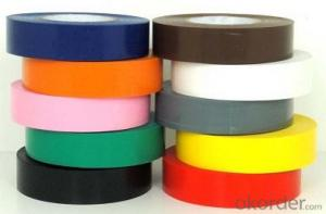 PVC Tape Customized In Cheap PVC electric tape High Quality