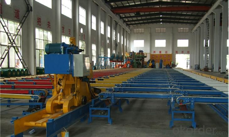 Aluminum Extrusion Line 1100T with Competitive Price