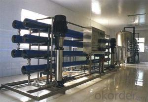 2MT/H HYDRANAUTICS MEMBRANE Removable RO Water treatment equipment