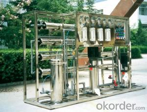 Water Treatment Equipment Good quality Meet the demands of food sanitation
