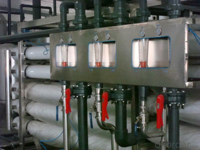 15T/H ro system drinking mineral water treatment equipment