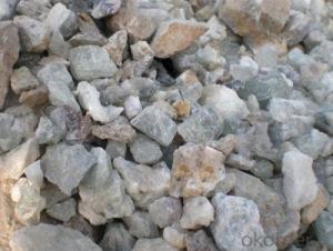 CaF2 85% min Fluorite Rough, Rough Fluorite