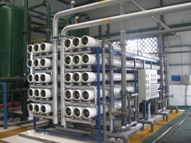 water treatment plant/water treatment equipment/used water treatment system