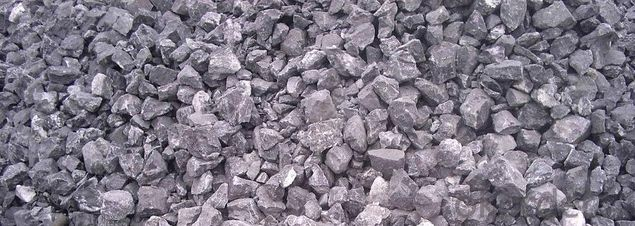 CaF2 85% Fluorspar Briquette Mineral Fluorite Used in Nonferrous Metal Metallurgy
