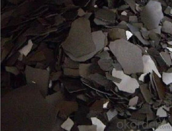 Electrolytic Manganese FlakesWith MN 99.7%