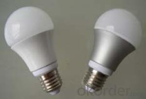 LED Light New A60 5W 220V/50Hz Hot Low Price