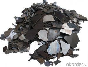 Electrolytic Manganese Metal Flake Spot Cargo at Guangzhou Port