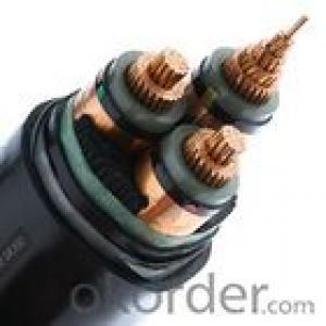 PE Copper / Insulated/Copper/Rubber Cable