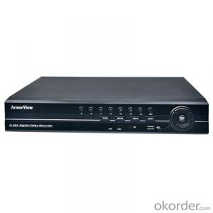 4 Channel CCTV DVR H.264 Network Recorder Digital Video Recorder