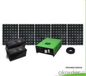 Pure Sine Wave Solar System SKN-MDS 1000VA-3000VA
