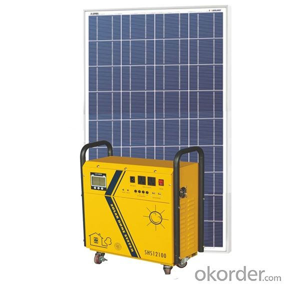 Portable Solar Power Systerm Kits/Camping Kits Home Use 2000W Solar System