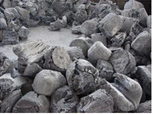 supplier of ferrosilicon slag of ferroalloy hot quality