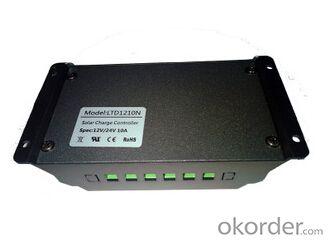 BYGD Solar Charger Controller Model SC3024S for Streetlight system