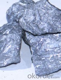 high purity ferro silicon  or 15%supplier ferroalloy and supplies with good service