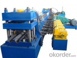 highway deck forming machine in different trypes