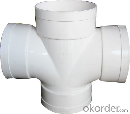 PVC Pressure Pipe (ASTM Sch 80)20-200mm Diameter