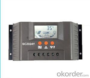 BYGD Intelligent Solar  Controller Model SC2024Y