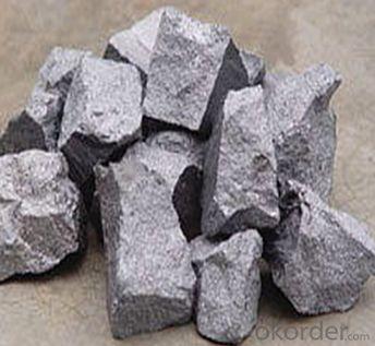SiAlBaCa/AlBaCaSi/SiBaCaAl ferroalloys or steel making