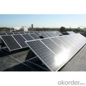 Roof and Ground Solar System Falsh Sale New