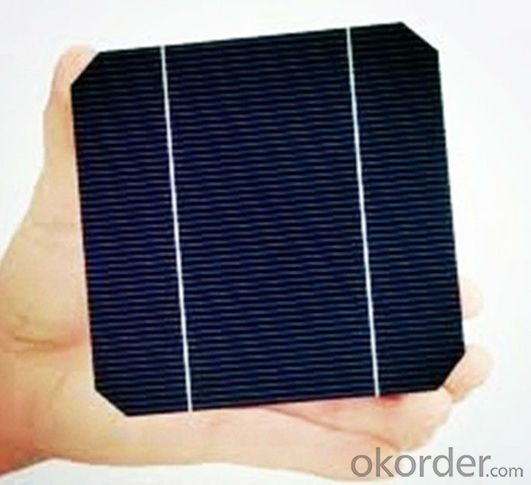 Solar Cell  Monocrystalline and Polycrystalline 156 with ISO9001/ISO14001/TUV/UL