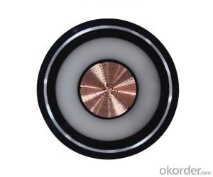 Rated voltage 26/35 kv crosslinked  insulated PVC sheathed power cable
