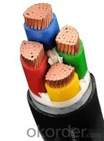 Factory supply copper conductor electric power cable for South America market