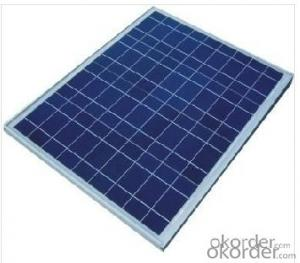 Poly Solar Panel 250w from CNBM with CNBM Brand