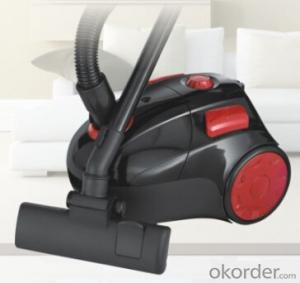 Bagged vacuum cleaner with ERP Class A#B3601A