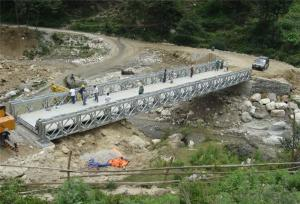 CB321 high quality bailey steel bridge for sale