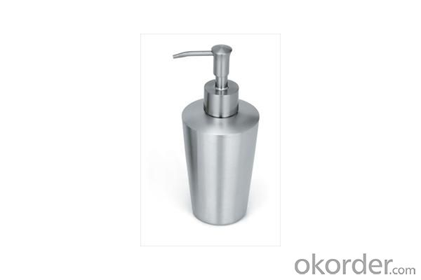 Aluminum Bottle with Different Pump and Sprayer