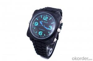 Sound Activated Night Vision Hidden Camera Watch 1080P