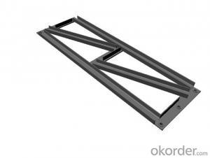 HD200 High quality portable bailey steel bridge components
